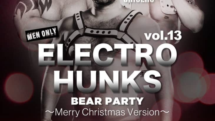 ELECTRO HUNKS vol.13
