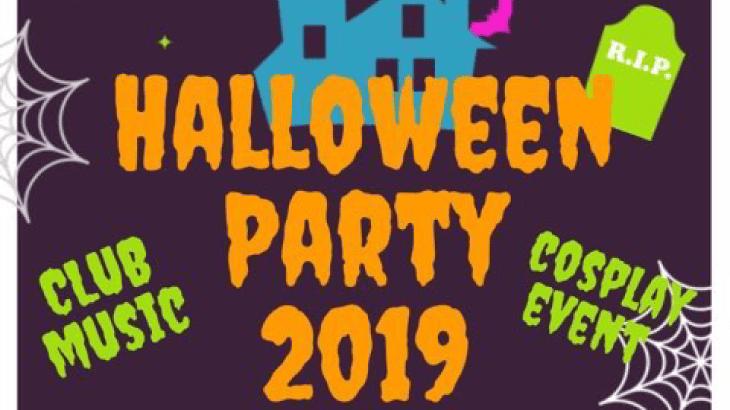 Halloween Party2019