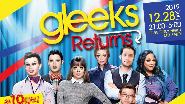gleeks Returns -glee 10th Anniversary-